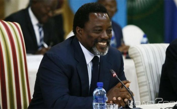 RDC: Après son retrait de la présidentielle, Joseph Kabila n'exclut pas de revenir en 2023