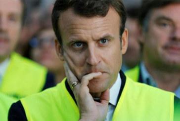 ÉDITO – «Les 'gilets jaunes' ont brisé Emmanuel Macron, son élan, sa trajectoire, sa jeunesse»