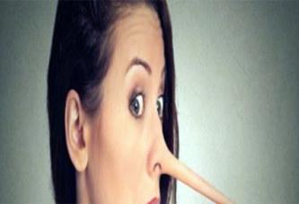 Qui des hommes ou des femmes sont les meilleurs menteurs ?