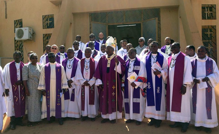 Religion: Ouverture du Jubilé des 150 ans des Pères Blancs et Sœurs Blanches