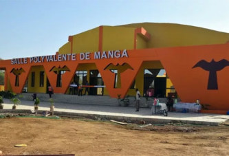 Fête de l'Indépendance : Le Premier ministre Thiéba inaugure des infrastructures à Manga