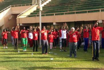 UBA: Une journée de sport pour raffermir les liens de famille des travailleurs