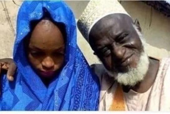 Niger : Le scandale d'un homme de 70 ans qui a épousé une fille de 15 ans