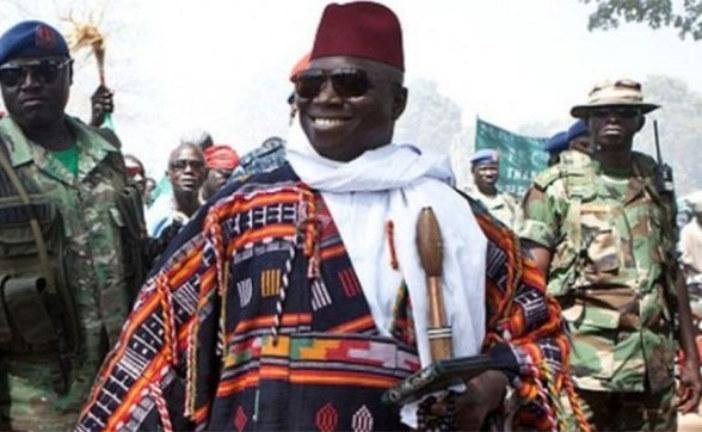 Gambie : Yahya Jammeh et sa famille interdits de fouler le sol américain