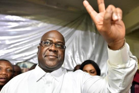 Présidentielle 2019 en RDC: Étienne TSHISEKEDI déclaré vainqueur avec 38,57% des suffrages