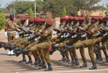 Ça plane pour l'armée burkinabè