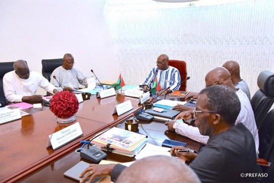 Compte rendu du Conseil des ministres du mercredi 13 février 2019