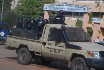 Région des Haut-Bassins : Un affrontement entre la police et des jeunes fait cinq morts et huit blessés à Orodara