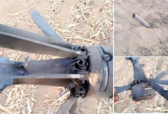 Zabré: Mystère autour d'un engin qui a largué des engins explosifs