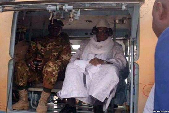 Mali: visite surprise du président sur le site d'un massacre de 37 villageois peuls