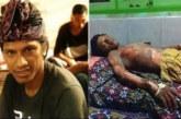 Indonésie : Pour un mot de passe, elle brûle son mari à mort (photos)