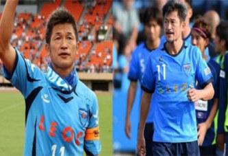 Japon : Le footballeur le plus vieux signe un nouveau contrat à 52 ans