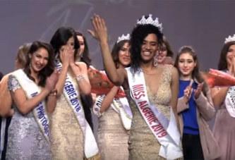 La Miss Algérie 2019 victime de propos racistes