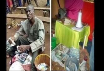 Nigeria: un pasteur arrêté avec un sac rempli de slips de femmes