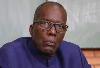 Ousséni Compaoré, ministre de la sécurité : « Je vais me battre avec vouspour que nous réussissions »