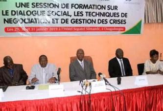 Cohésion sociale au Burkina : le Premier ministre appelle à dompter les préjugés