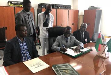 Engagements vis-à-vis des textes de l'Union Africaine:Le Burkina Faso vient de signer deux instruments juridiques
