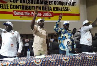 Politique: La jeunesse du CDP mobilise ses militants