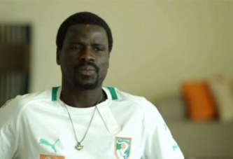 Eléphants : Emmanuel Eboué à la Sir