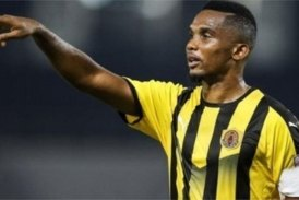 Samuel Eto'o veut rester au Qatar