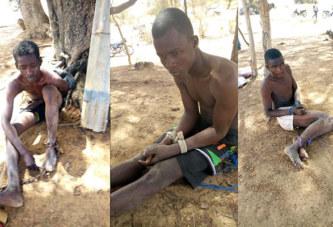 Burkina Faso: – Vidéo: 3 présumés voleurs lynchés à morts vers Cinkinssé