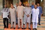 Burkina : Le nouveau Premier ministre échange avec des acteurs de la cohésion nationale