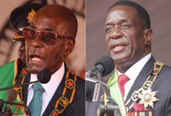 Zimbabwe: Robert Mugabe lance un sérieux avertissement au président Mnangagwa
