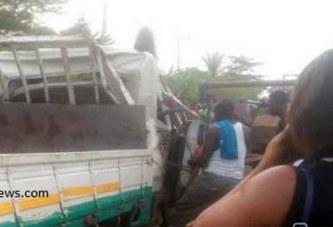 Ghana : Accident d'un cortège funèbre, 7 morts, 64 blessés