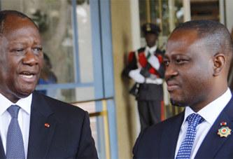 Alassane Ouattara : « Ce n'est pas dans l'intérêt de Soro d'entrer dans la plateforme de Bédié »
