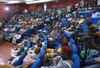 Assemblée nationale: Le groupe parlementaire UPC dit non à l'investiture de Christophe Joseph Marie Dabiré