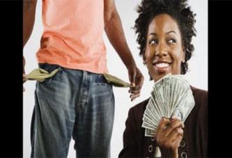 Voici pourquoi les hommes n'aiment pas être avec des femmes plus riches qu'eux