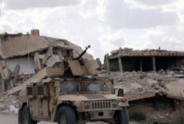 En Syrie, les derniers jihadistes tentent de négocier