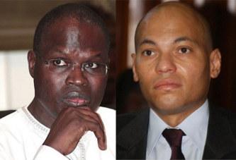 Sénégal : la Cedeao vient de trancher pour Khalifa Sall et Karim Wade !