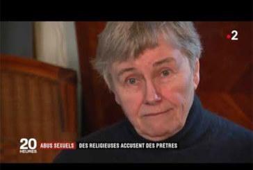 VIDEO. «Il passait dans ma chambre, tard le soir» : une ancienne religieuse raconte les abus dont elle a été victime