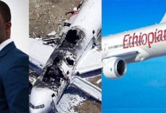 """Crash de l'avion Ethiopian Airlines: Pour cet athée cela montre que """"Dieu n'existe pas"""""""