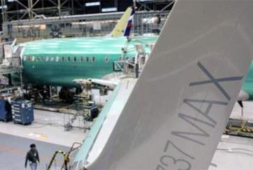 Boeing a effectué des vols d'essais du 737 MAX modifié