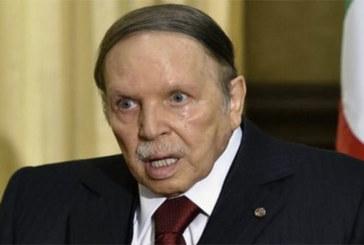 Algérie: Mise en garde du président Abdelaziz Bouteflika au peuple