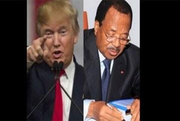 Cameroun: Les Etats-Unis imposent des sanctions à plusieurs personnalités du régime biya