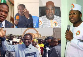 Candidature à la Présidentielle 2020: KDO constant, Badini-Koné-Sanou ridicules!