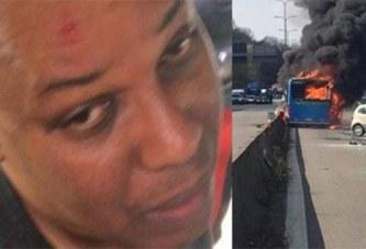Un chauffeur de bus tente de brûler vifs les 51 enfants qu'il transportait