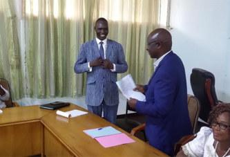 Agence générale de recrutement de l'état: Des nouveaux directeurs officiellement installés dans leurs fonctions.