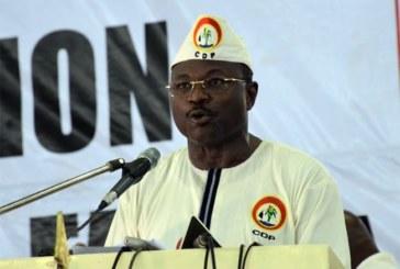 Lettre du président Compaoré et président Kaboré: Le CDP salue également la réaction du gouvernement burkinabè