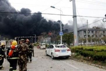 Explosion mortelle dans une usine chimique en Chine