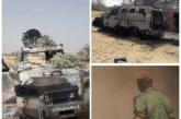 Mali : lourd bilan après l'attaque d'un camp de l'armée par des jihadistes présumés dans le centre
