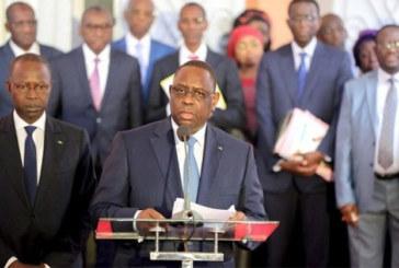 Sénégal – 3e mandat de Macky Sall : La position du gouvernement enfin connue !