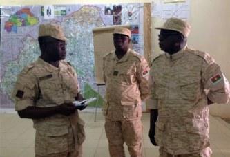 Opération «Otapuanu»: Le ministre Chériff Sy, fier de ses hommes