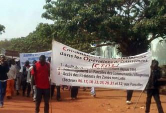 Bobo dioulasso: Des habitants des secteurs 29, 06, 27, et 18 disent avoir été victimes d'un déguerpissement sauvage