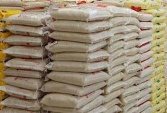 Qualité du riz importé: aucune crainte pour les consommateurs burkinabè