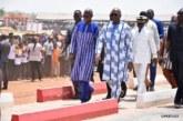 Route Koupéla-Cinkansé-frontière du Togo : Le président du Faso invite la population à en prendre bien soin