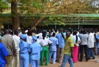 Burkina Faso : Le SYNTSHA prévoit une grève de 48 heures à compter du 17 Avril prochain